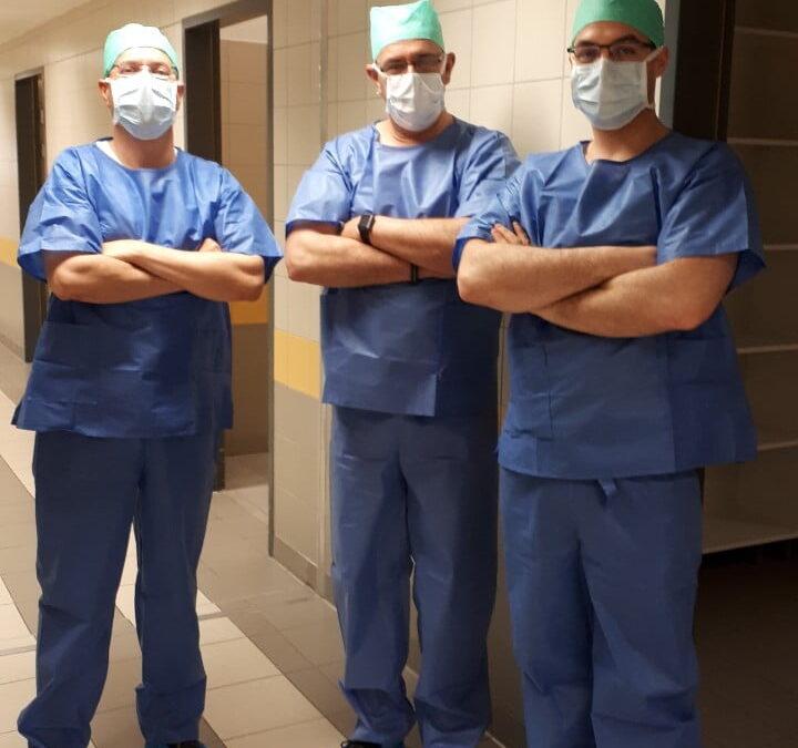 Aneszteziológiai tréning